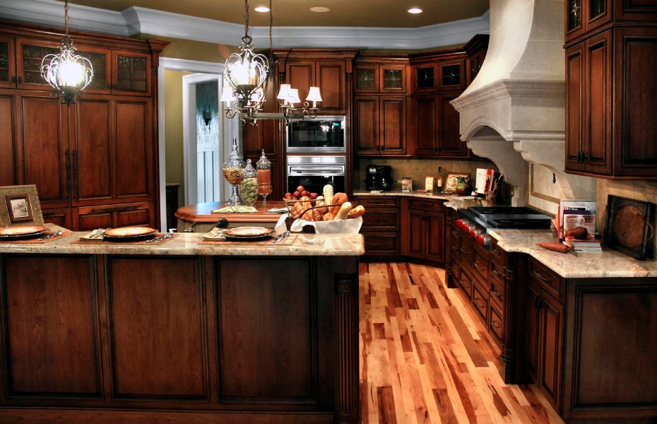 Custom Kitchen Cabinet Desigs By Carolina Specialist